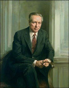 Portrait of Michael Blumenthal.