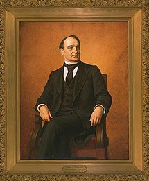 Portrait of John G. Carlisle.