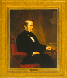 Portrait of Levi Woodbury.