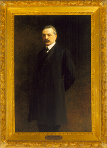 Portrait of George Bruce Cortelyou