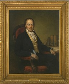 Portrait of William H. Crawford.