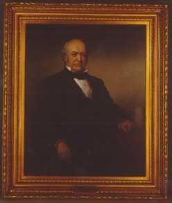 Portrait of Thomas Ewing.