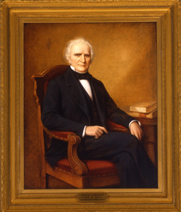 Portrait of Samuel D. Ingham.