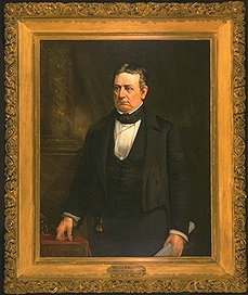 Portrait of William M. Meredith.