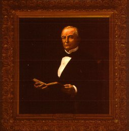 Portrait of Philip F. Thomas.