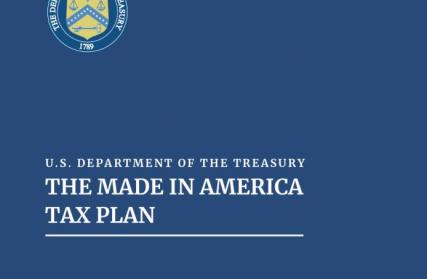 Made In America Tax Plan