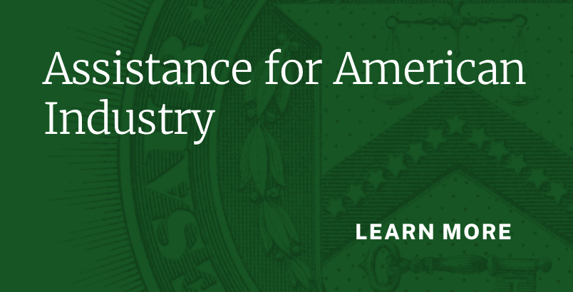 Assistance for American Industry