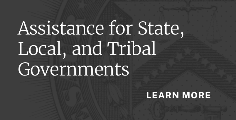 Assistance for State and Local and Tribal Governments