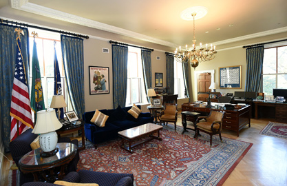 Modern Office of the Secretary of the Treasury